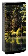Oxbow Triptych Portable Battery Charger by Peter Piatt