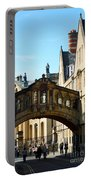 Oxford Bridge Of Sighs Portable Battery Charger