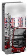 Oxford Street Flags Portable Battery Charger