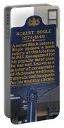 Pa-131 Robert Bogle 1774-1848 Portable Battery Charger
