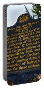 Pa-132 Tomas Garrigue Masaryk 1850-1937 Portable Battery Charger