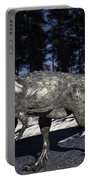 Pachycephalosaurus Portable Battery Charger