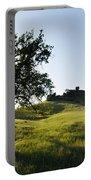 Pacific Coast Oak Malibu Creek Landscape Portable Battery Charger