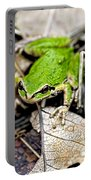 Pacific Tree Frog 2a Portable Battery Charger