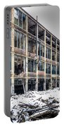 Packard Plant Detroit Michigan - 12 Portable Battery Charger