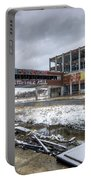 Packard Plant Detroit Michigan - 7 Portable Battery Charger
