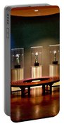 Packer Hall Of Fame Portable Battery Charger by Tommy Anderson