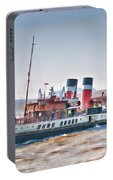 Paddle Steamer Waverley Portable Battery Charger