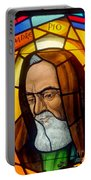 Padre Pio Portable Battery Charger
