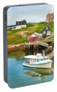 Peggy's Cove Boat Tours Portable Battery Charger