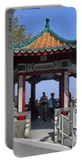 Pagoda Pavilion Portable Battery Charger
