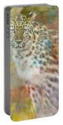 Paint Me A Cheetah Portable Battery Charger