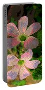 Painted Beauty Portable Battery Charger