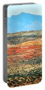 Painted Desert Portable Battery Charger