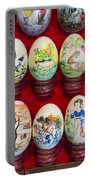 Painted Eggs In China Market Portable Battery Charger
