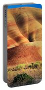 Painted Hills And Grassland Portable Battery Charger