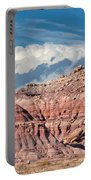Painted Hills Of The Upper Jurrasic Portable Battery Charger