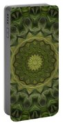 Painted Kaleidoscope 11 Portable Battery Charger