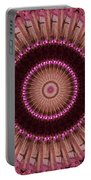 Painted Kaleidoscope 14 Portable Battery Charger
