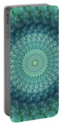 Painted Kaleidoscope 7 Portable Battery Charger