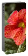 Painted Petals Portable Battery Charger