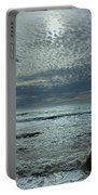 D3a6136-painted Sky Bolinas Ca  Portable Battery Charger
