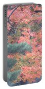 Painting Autumn Portable Battery Charger