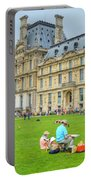 Painting In Paris Portable Battery Charger