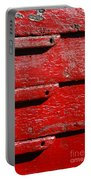 Painting It Red Portable Battery Charger