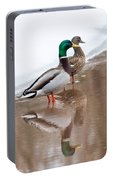 Pair Of Ducks Portable Battery Charger