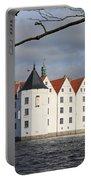 Palace Gluecksburg - Germany Portable Battery Charger