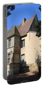 Palace Of Abbot Jacques D'amboise Portable Battery Charger