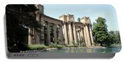 Palace Of Fine Arts Colonnades  Portable Battery Charger