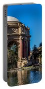 Palace Of Fine Arts In Color Portable Battery Charger