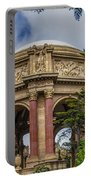 Palace Of Fine Arts - San Francisco California Portable Battery Charger