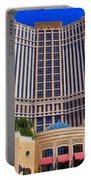 Palazzo Las Vegas Front View Portable Battery Charger
