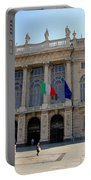 Palazzo Madama In Turin Portable Battery Charger