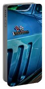 Pale Blue Rider -2 Portable Battery Charger