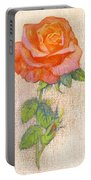 Pale Rose Portable Battery Charger