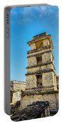 Palenque Palace Tower Portable Battery Charger