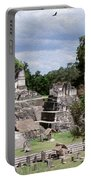 Palenque Ruins Portable Battery Charger