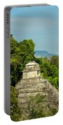 Palenque Temple Portable Battery Charger