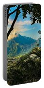 Pali Lookout For Puu Alii Portable Battery Charger