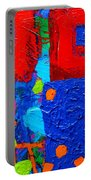 Palimpsest Viii Portable Battery Charger