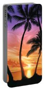 Palm Beach Sundown Portable Battery Charger
