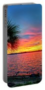 Palm Beach Sunset Portable Battery Charger