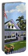 Palm Cottage Naples Florida Portable Battery Charger