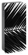 Palm Frond Portable Battery Charger