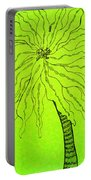 Palm Green Portable Battery Charger