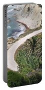 Palm Trees 2 Portable Battery Charger